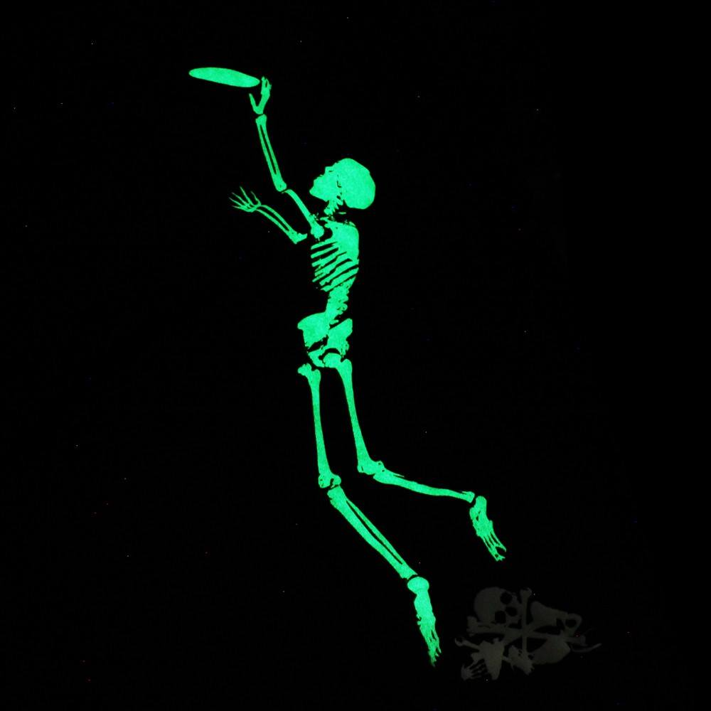 Screen Print Bones