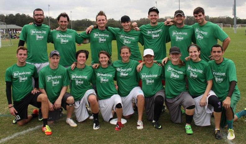 Screen Printed Team Jerseys