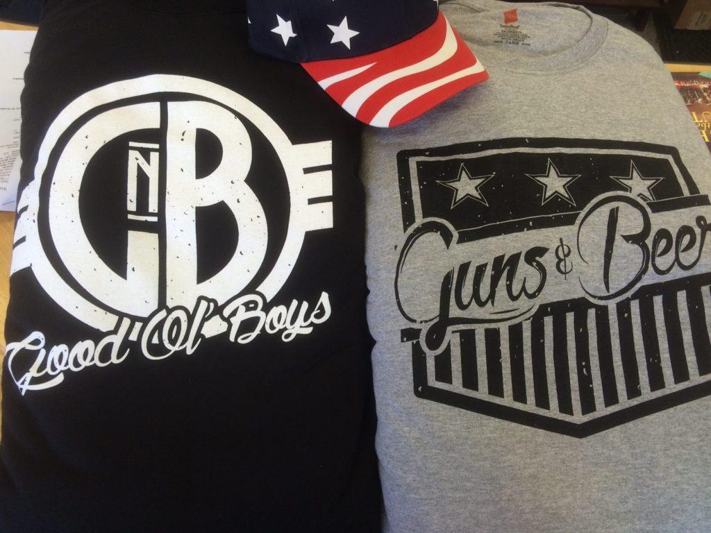 Guns and Beer Shirts